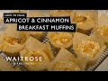 Apricot And Cinnamon Breakfast Muffins | Waitrose