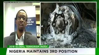 2018 Global Terrorism Index | Nigeria maintains third position