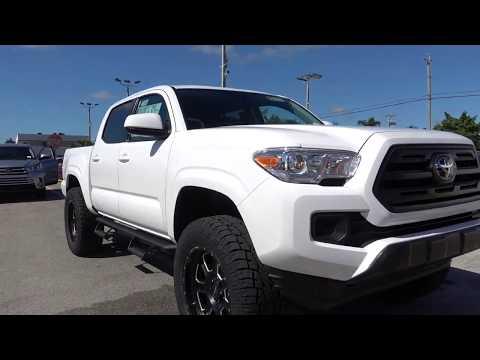 """2019 Toyota Tacoma SR V6 w/ 2.5"""" Lift kit Stock # 203217 - VIN 3TMCZ5AN5KM203217"""