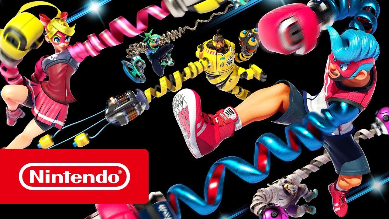 ARMS - Nintendo Switch Presentation Trailer