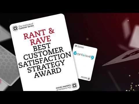 UK Customer Satisfaction Awards 2018 - Her Majesty's Passport Office