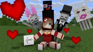 Monster School: Valentine - Minecraft Animation