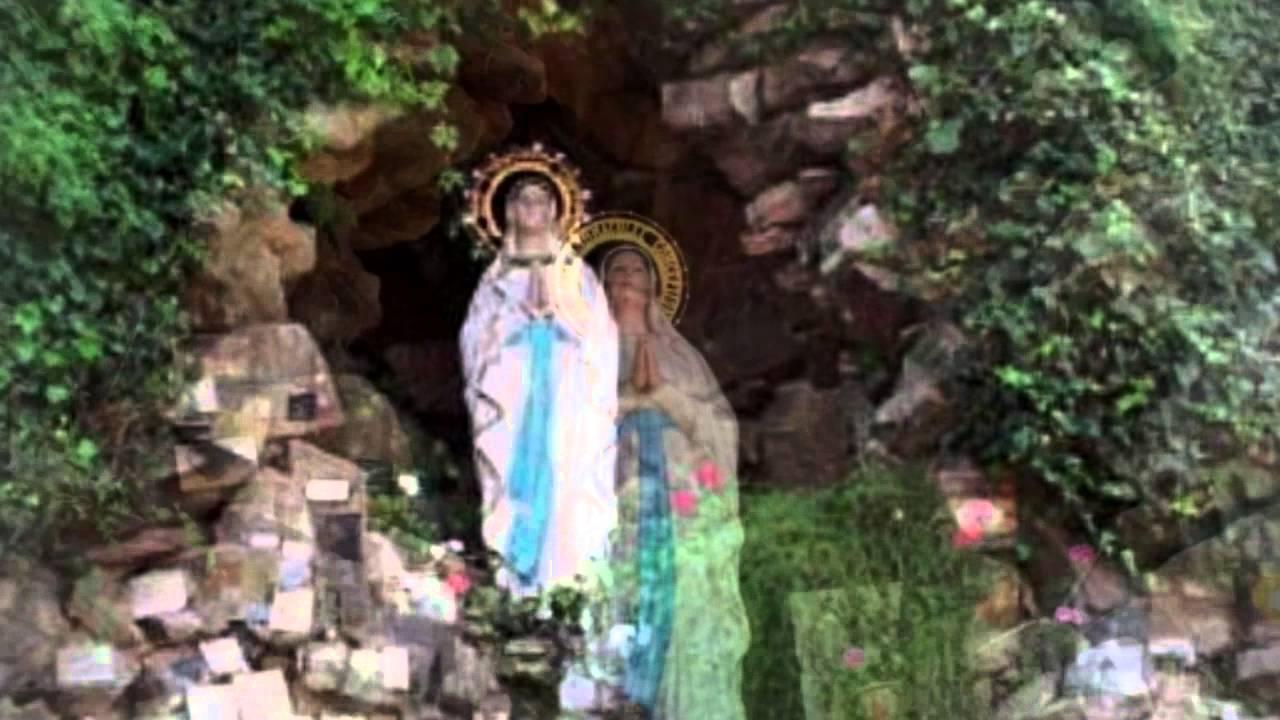 Nuestra Señora De Lourdes: Himno A Nuestra Señora De Lourdes