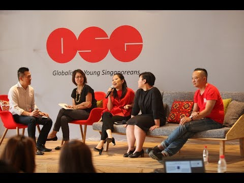 2017 09 30 OSG Talk#5 Beijing - Marketing in China (Panel Discussions)