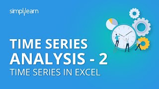 Time Series Analysis - 2 | Time Series in R | ARIMA Model Forecasting | Data Science | Simplilearn