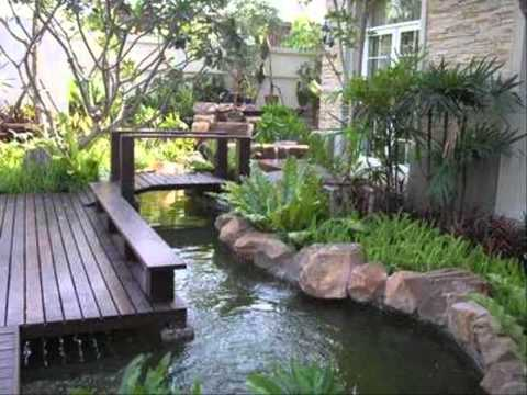 บ้านและสวนแฟร์ 2013 แบบหลังบ้าน