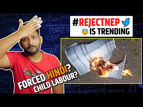 New Education Policy 2020 NEP 2020 why so controversial? | RejectNEP2020 is trending | Abhi and Niyu