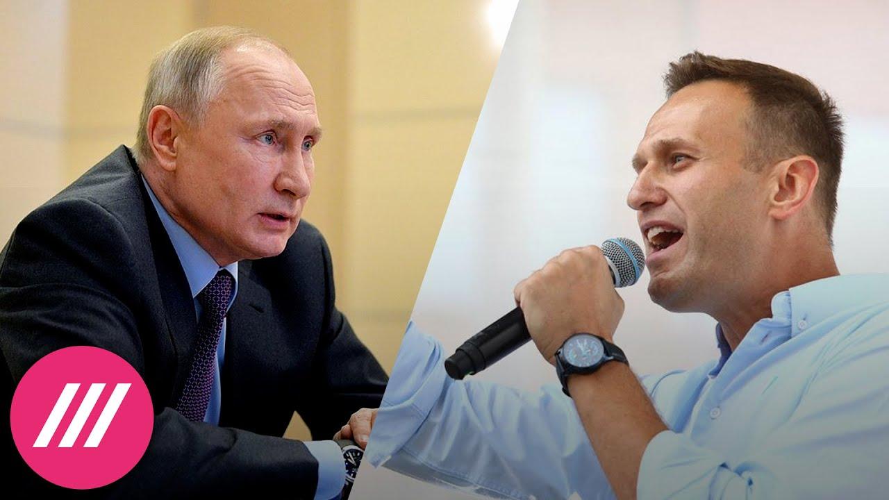 Навальный, «новичок» и реакция Кремля // Мнение Михаила Фишмана