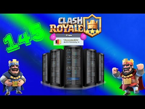 lLP Clash Royale lPart 145l Server Down um einen Server Kümmern