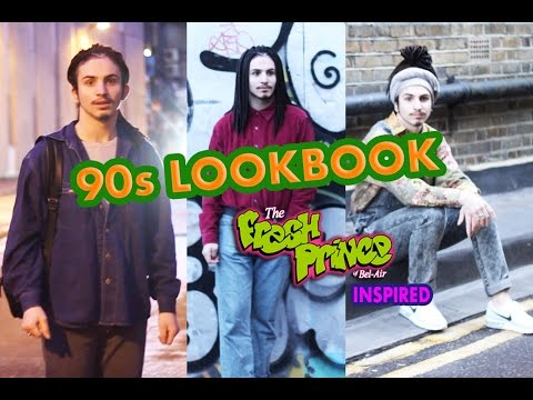 Men's Fashion: 90s Vibes (Fresh Prince of Bel Air inspired)    IsThatMike