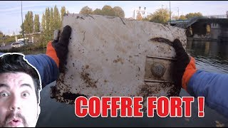 ON FAIT PAS DES COFFRE FORT NOUS ! -  2018 (Pèche a l'aimant)