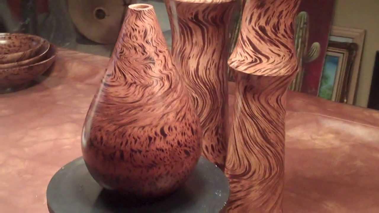 Burl mango wood turned vases youtube reviewsmspy