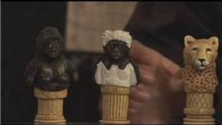 Chess Sets & Strategies : About African Chess Sets