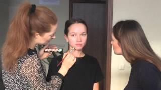 Групповое обучение макияжу. Курс