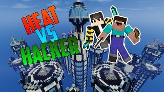1V1 Showdown VS a Hacker?! *NOT CLICKBAIT* | Minecraft: Bedwars