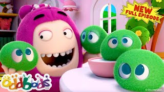 Oddbods | Newt's New Furry Pet? | NEW Full Episode | Cartoon For Kids