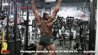 """Kai Greene: A Day in the Life"" Part 2/3"