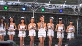 仙台のご当地アイドル!みちのく仙台ORI☆姫隊イベント 仙台七夕まつり勾...