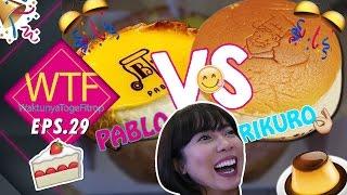 WTF#29 RIKURO VS PABLO, ENAK MANA???