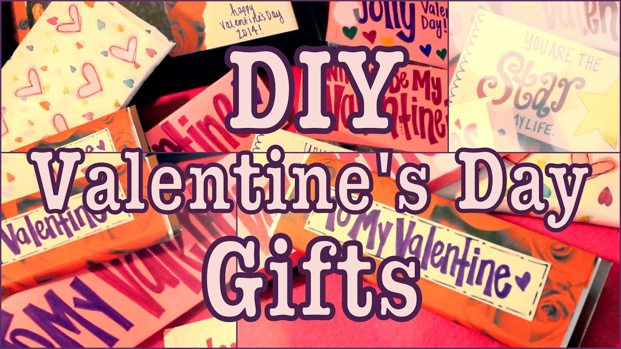 diy valentines day gift ideas fast easy last minute youtube - Homemade Valentine Gifts For Her