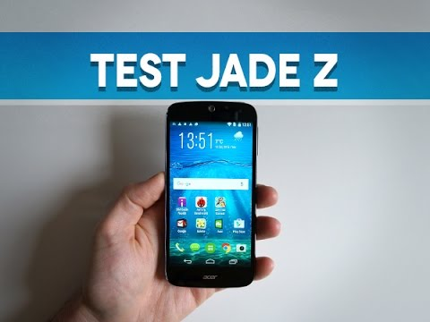 Test Acer Liquid Jade Z - Test Mobile