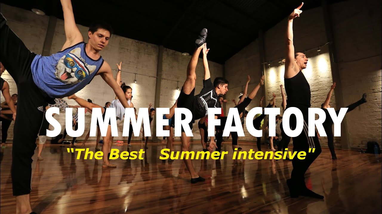 dance factory the best summer intensive highlights youtube. Black Bedroom Furniture Sets. Home Design Ideas