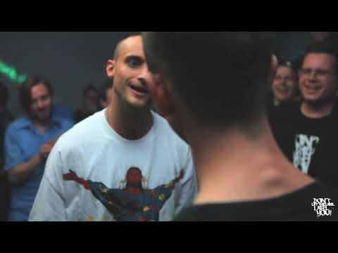DLTLLY // Rap Battle // Mighty Mo vs Hansen