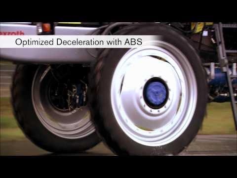 Antilock Braking System ABS / Traction Control System TCS