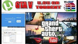 Video GTA V TORRENT 5.65GB WORKS OR NOT download MP3, 3GP, MP4, WEBM, AVI, FLV Oktober 2018