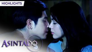 Asintado: Ana and Gael can no longer hide their feelings for one another | EP 93