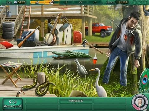 Criminal Case: Pacific Bay - 2x01 - Bayou Blood (Bayou Bleu)