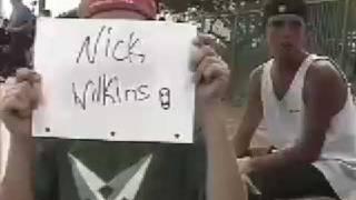 Nick Wilkins 2001 Desert West Skateboarding