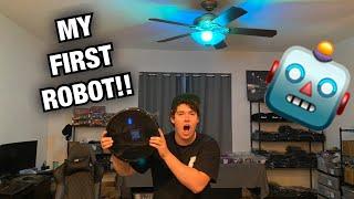 I BOUGHT A ROBOT!