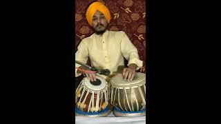 Rela (punjab ghrana) tabla solo | Teen taal (16 beats ) Deepak singh seekar