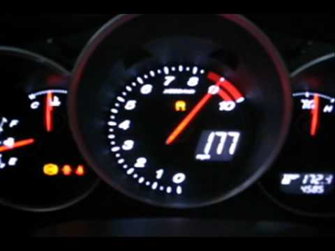 rx8 top speed 184mph - YouTube