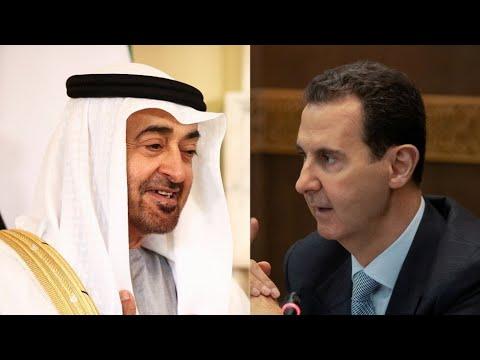 ولي عهد أبوظبي يتلقى اتصالا هاتفيا من الرئيس السوري  - نشر قبل 42 دقيقة