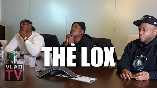 The LOX on Avoiding 360 Deals, Rich Crooked People Around Artists