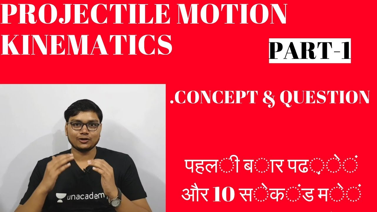 What is kinematics Definition and concept 45
