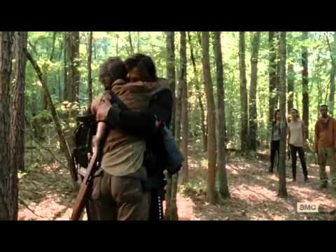 Carol and Daryl || Lay Me Down