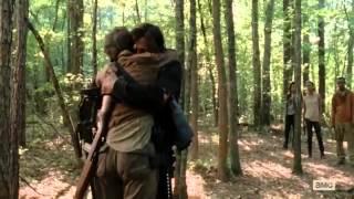 Carol and Daryl || Lay Me Down