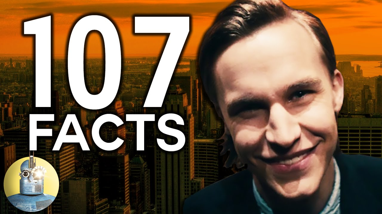107 The Purge Facts You Should Know (@Cinematica)