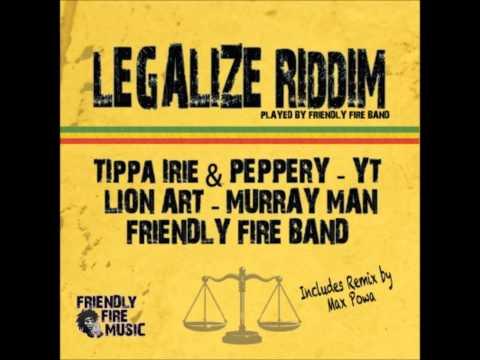 Legalize Riddim (Instrumental Version)