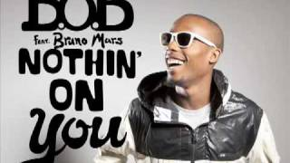 B.O.B.  feat. Bruno Mars - Nothin