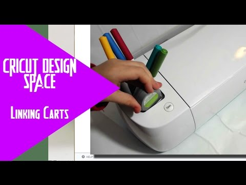 Cricut Explore or Explore Air - Linking Cartridges to Your Account