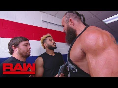 Braun Strowman will face \