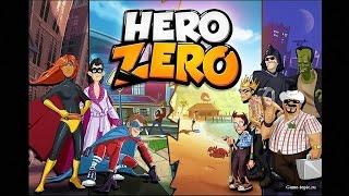Браузерная игра Hero Zero Gameplay