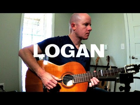 Logan (2017): Main Titles Theme (Marco Beltrami) for guitar + TAB