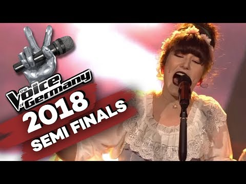 Avril Lavigne - Head Above Water (Jessica Schaffler) | The Voice of Germany | Halbfinale