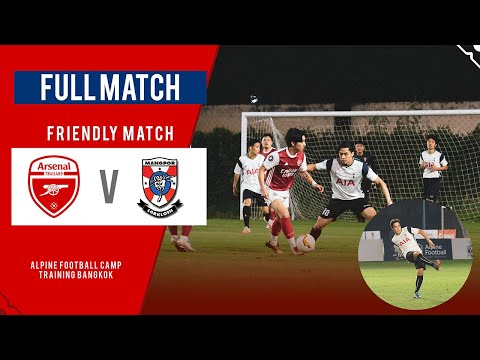Arsenal Thailand x Mangpor Lorkluen