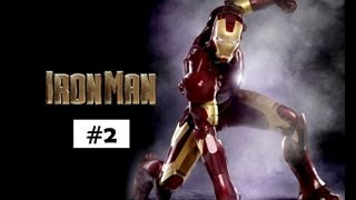 Iron man Mission 2 Full game Walktrought Gameplay XBOX 360 PS 3 PC